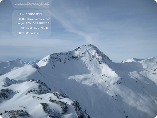 www.mounteverest.at: Geissstein