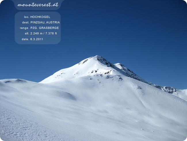 www.mounteverest.at: Hochkogel