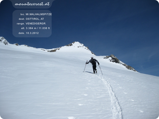 www.mounteverest.at: Mittlere Malhalmspitze