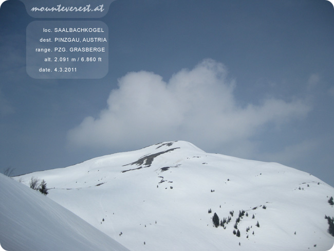 www.mounteverest.at: Saalbachkogel